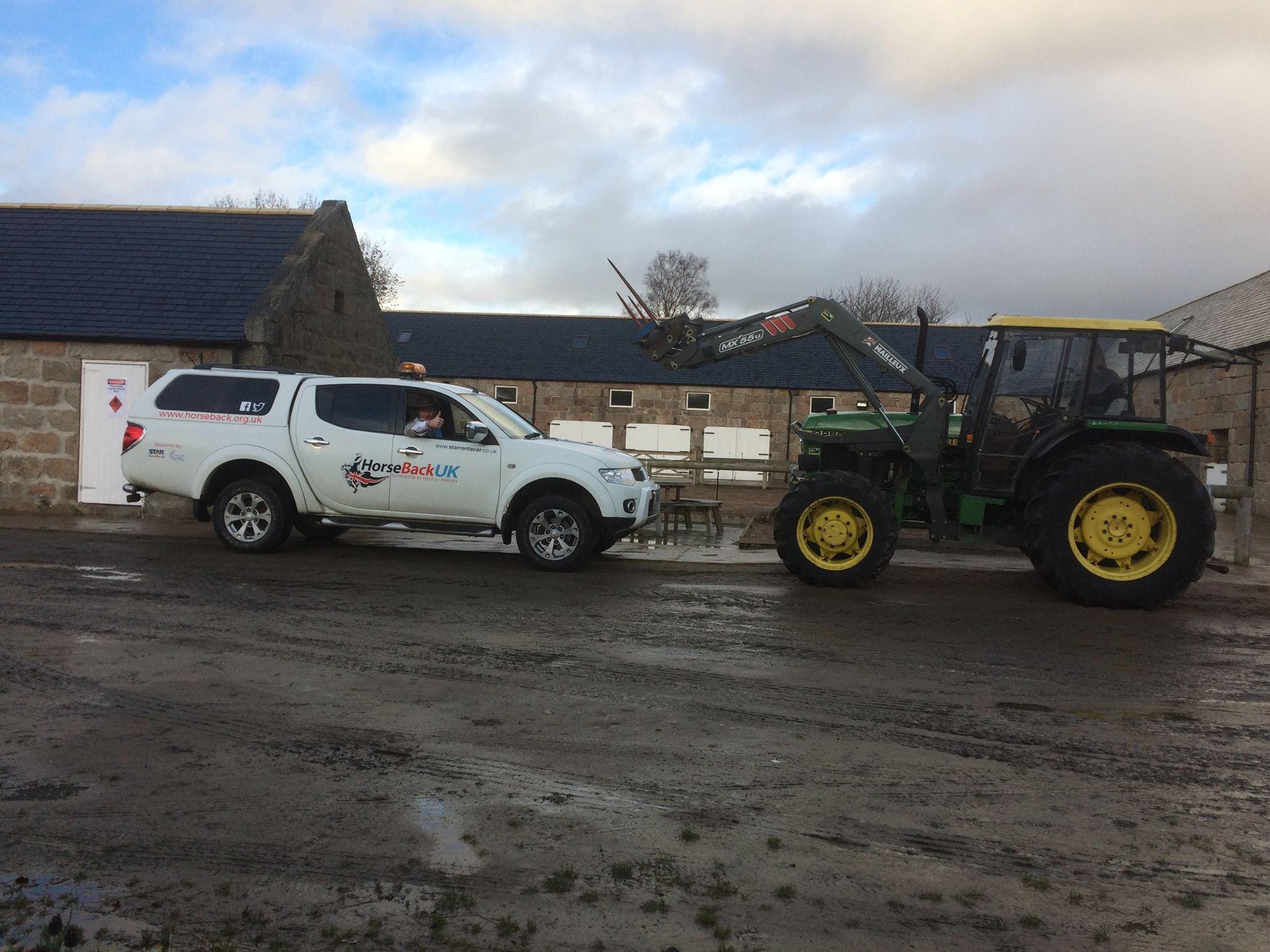 tractor & truck
