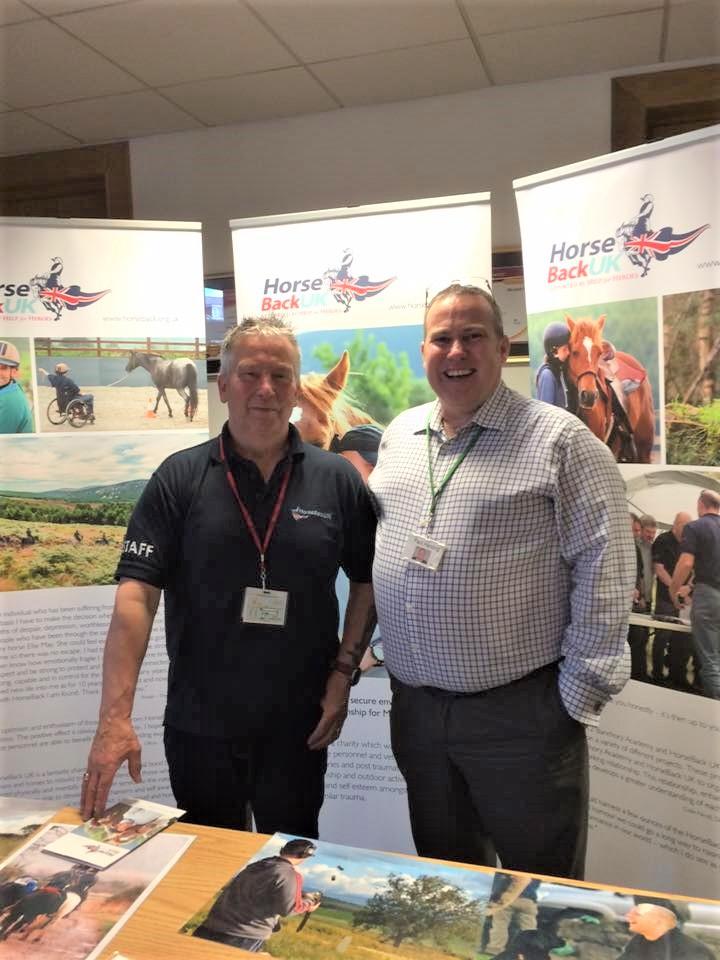 Ian Wren at Repsol Sinopec Resources UK Ltd